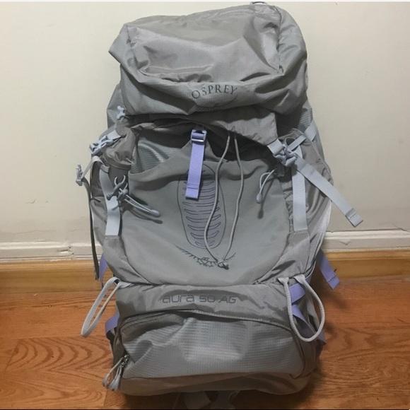 1e8019c890 Osprey Women s Aura 50 AG Pack. M 5a8f06c98290af4234e994c7